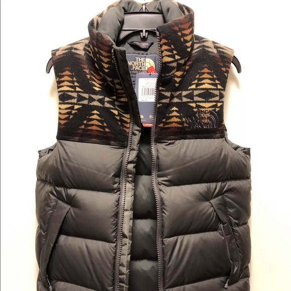 273a6df68f The North Face Pendleton Nuptse Vest. NWT. The North Face.  200  250. Size.  S